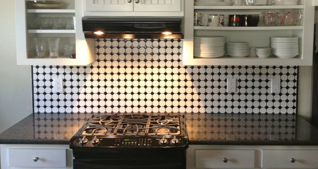 Stylowe płytki do kuchni