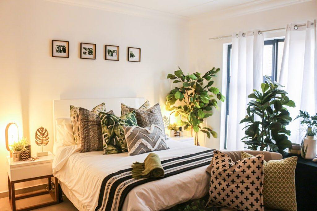Jakie kolory wybrać do sypialni w stylu loftowym